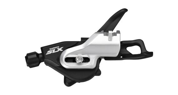 Shimano SLX SL-M670 Schakelhendel 2/3-speed zwart/zilver